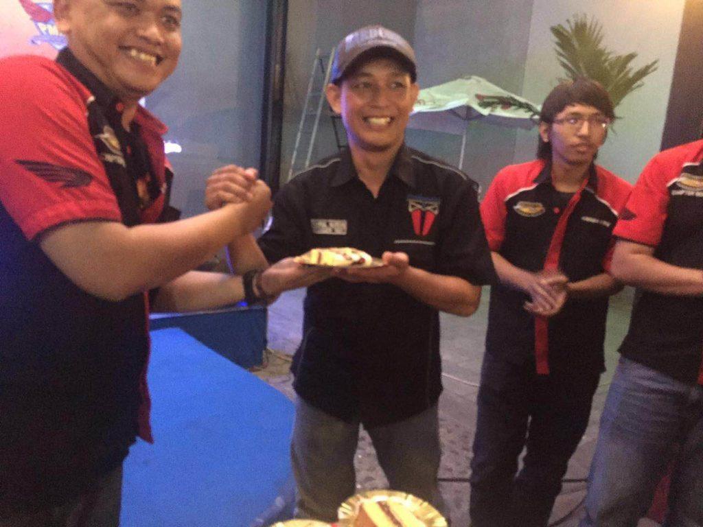 Seremonial HSX 125 Chapter Bekasi