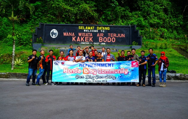 Gathering Honda Blog Community JATIM