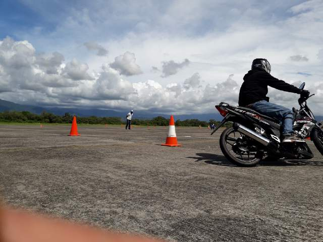 Honda Sonic Gymkhana Competition 2016
