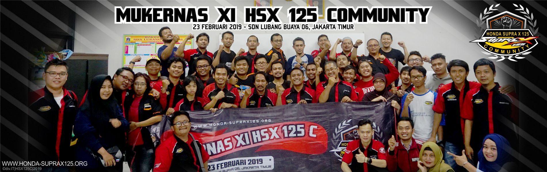 Honda Supra X 125 Community